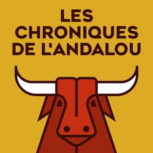 Les chroniques de l'Andalou logo